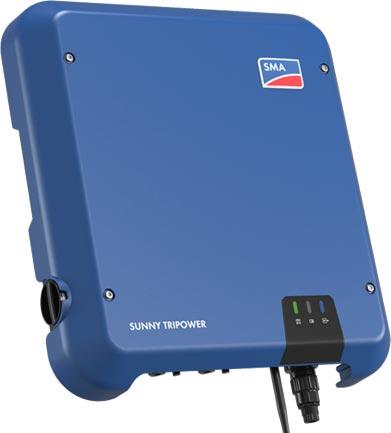 Wechselrichter sma photovoltaik